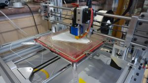 Image of DIY all aluminum 3D Printer